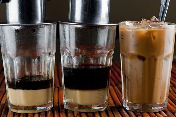 cách làm cà phê sữa đá ngon