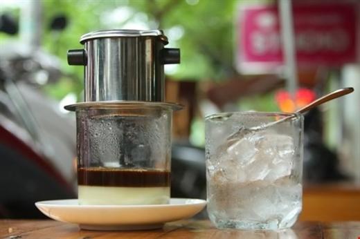 Cafe sữa đá có vị thơm ngon béo nguậy của sữa