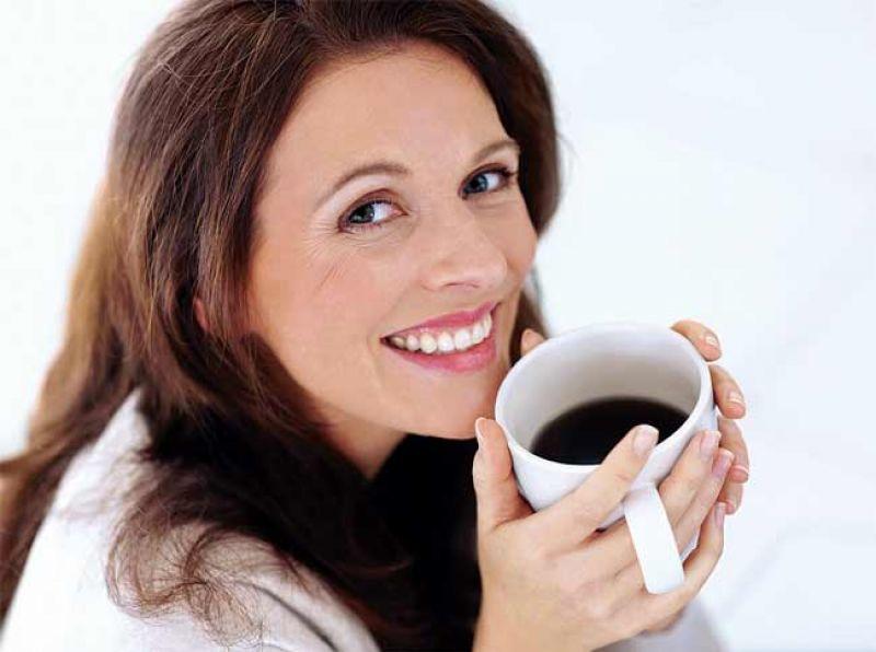 Thưởng thức cà phê đơn giản tại nhà