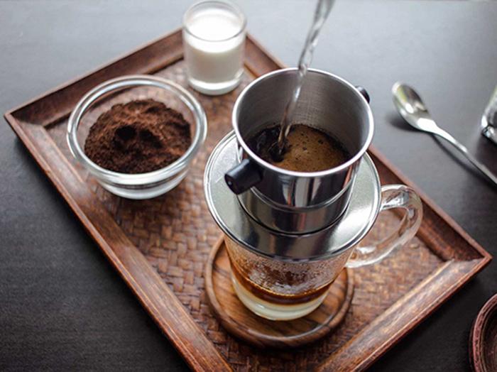 cách làm cà phê pha sẵn | Món Miền Trung