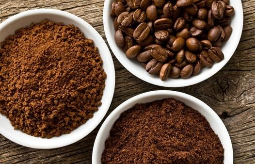 Độ pha trộn của cà phê phụ thuộc vào khẩu vị của khách hàng mà bạn phục vụ.