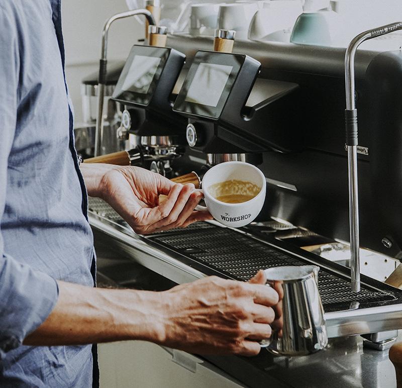 Chất lượng cà phê chiết xuất ảnh hưởng bởi kỹ năng của barista