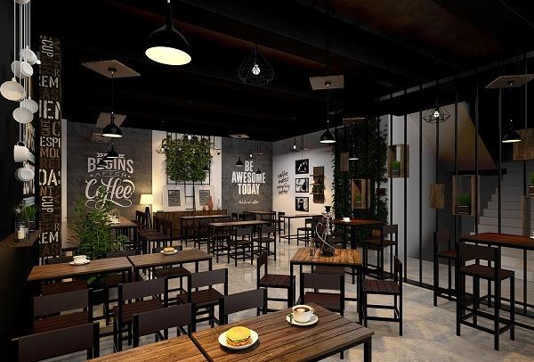 Chi phí mở một quán cà phê cho người mới bắt đầu - Quang Tân Hoà