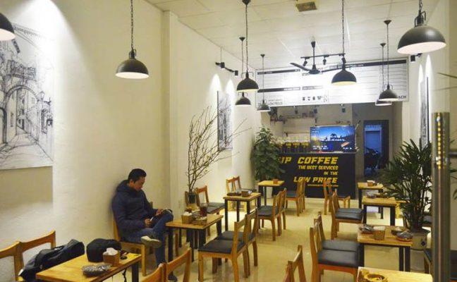 Chi phí mở quán cafe bình dân cho người có ít vốn