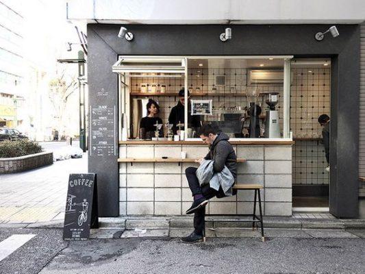 Mô hình kinh doanh cafe hiệu quả - Cafe take away