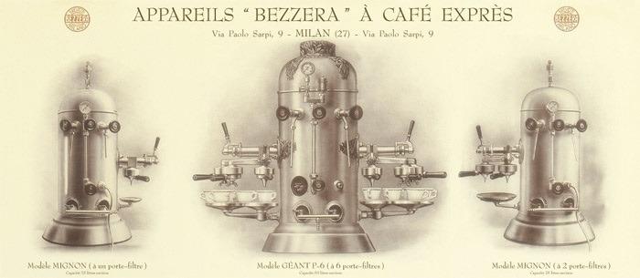 Các bộ phận của máy pha cà phê - 2