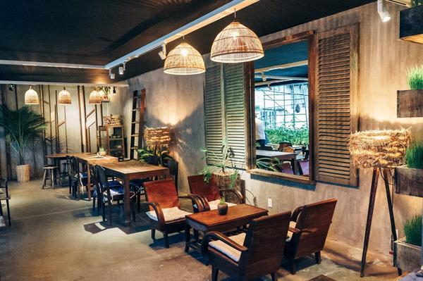Phong cách ảnh hưởng đến chi phí đầu tư cho quán cà phê