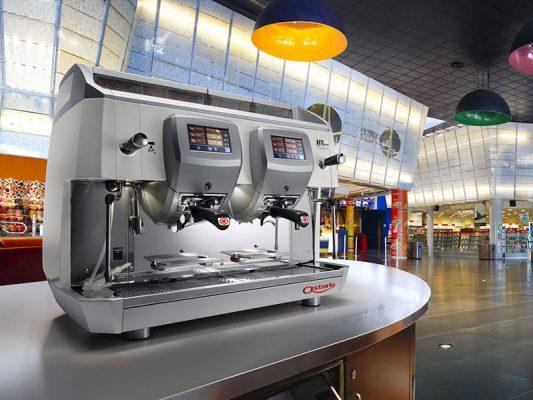 Máy pha cà phê Astoria Hybird siêu tự động