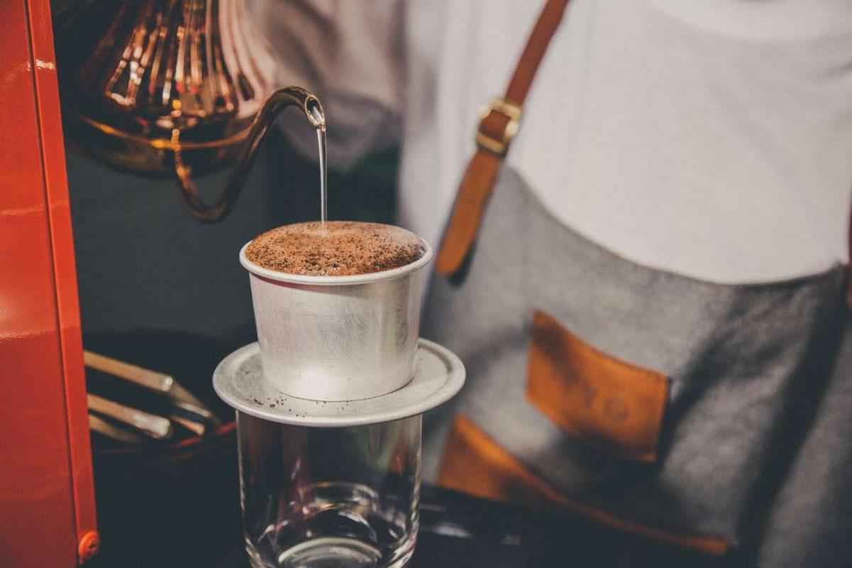 Cà phê phin - gu cà phê của những quý ông có xu hướng hoài cổ