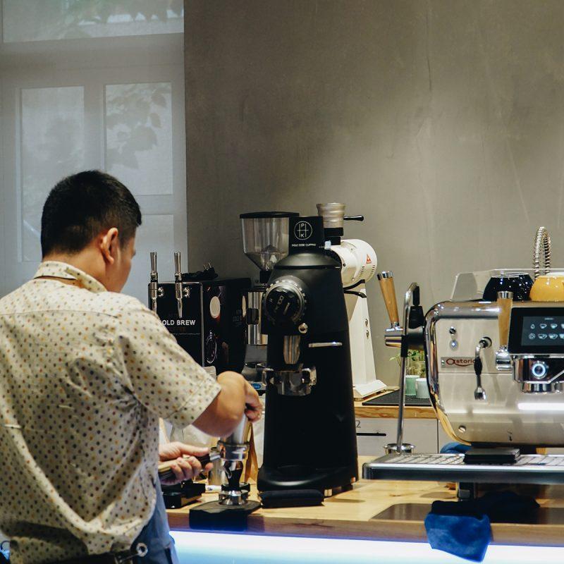 Độ phủ sóng của máy pha cà phê Astoria