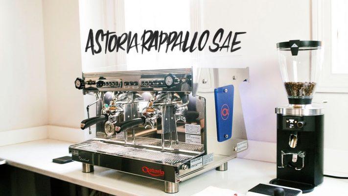 Máy pha cà phê Astoria Rapallo cổ điển