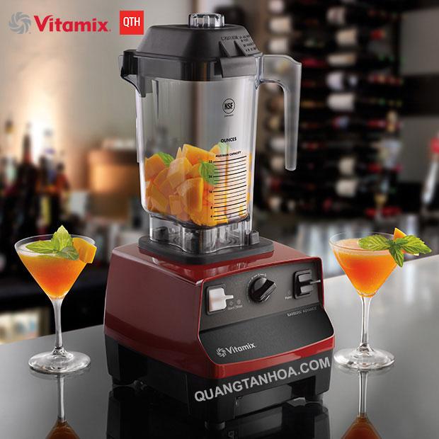 Máy xay Vitamix xuất xứ từ đâu
