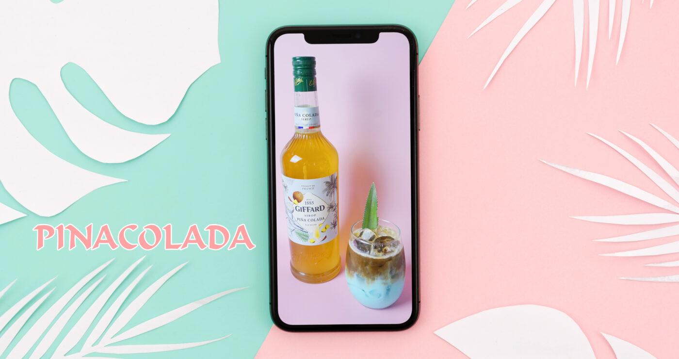 Pina Colada thức uống mang đầy màu sắc nhiệt đới