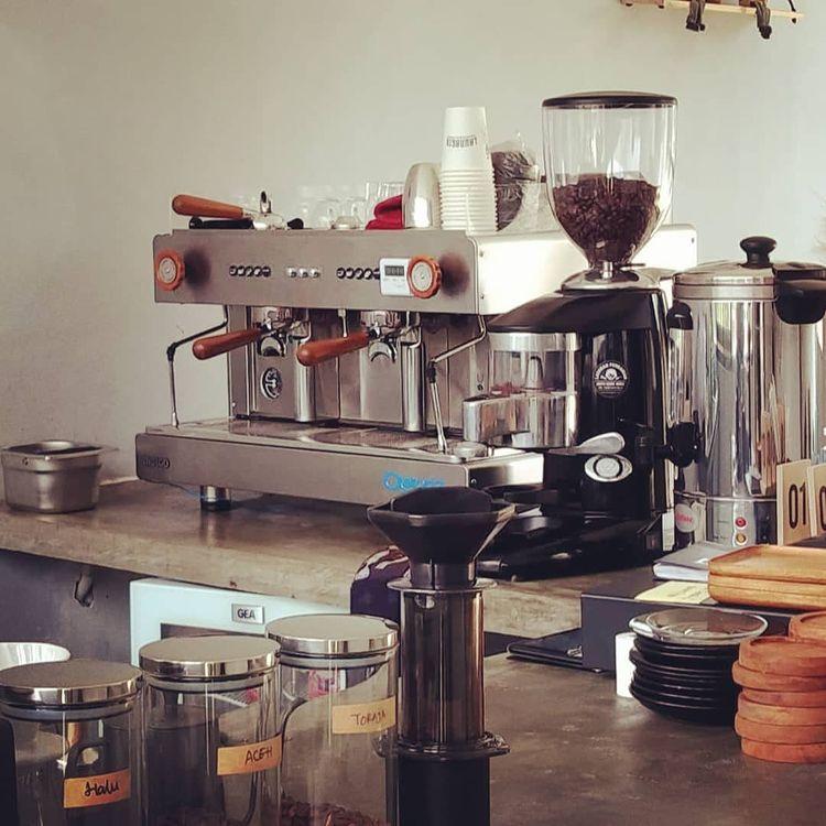 Máy pha cà phê Astoria Indigo sự lựa chọn hoàn hảo cho quán vừa và nhỏ