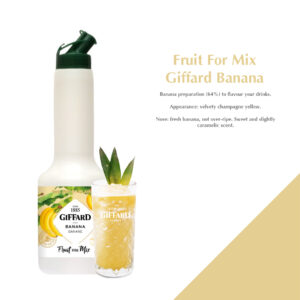 Fruit For Mix Giffard Banana