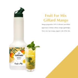 Fruit For Mix Giffard Mango