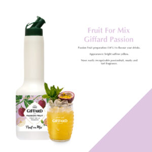 Fruit For Mix Giffard Passion