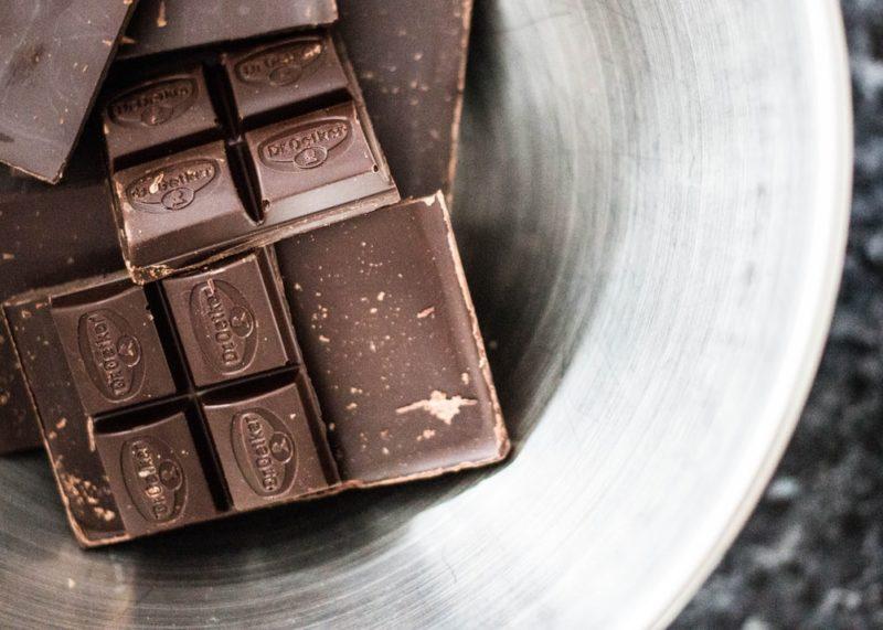Ăn socola đúng cách rất tốt cho sức khỏe