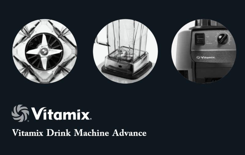 Hướng dẫn sử dụng và cảnh báo khi dùng Vitamix Advance
