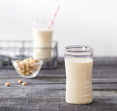 Sữa đậu nành bổ sung nhiều dinh dưỡng cho cơ thể